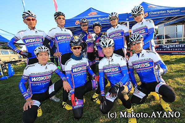 WAKO'Sサイクリングクラブ